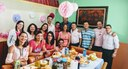 Cor rosa toma conta da Câmara: pela consciência ao combate do câncer de mama