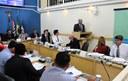 Deputado estadual morador de Ibiúna participa de sessão na Câmara a convite dos vereadores