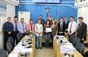 Escola Municipal Joana Maria de Góes é homenageada pelo ótimo desempenho no Ideb