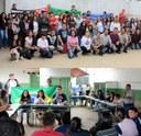 Alunos realizam Sessão Legislativa no pátio da escola do Capim Azedo