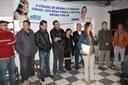 Bruna Furlan visita Ibiúna e anuncia a liberação de R$ 1,5 milhão ao município
