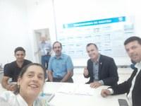 Comissão Especial de Vereadores vai até a Superintendência Regional da Sabesp cobrar melhorias no atendimento a Ibiúna