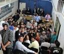 Projeto Legislativo na Escola recebe alunos da Escola Nazário Cipriano de Freitas