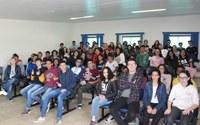 Projeto Vereador Mirim traz até a Câmara estudantes do Capim Azedo