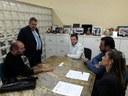 Representantes da Câmara Municipal e prefeito se reúnem com Arnaldo Faria de Sá em busca de melhorias para Ibiúna