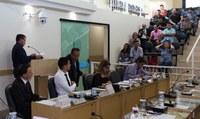 Secretário Municipal de Esportes receberá homenagem