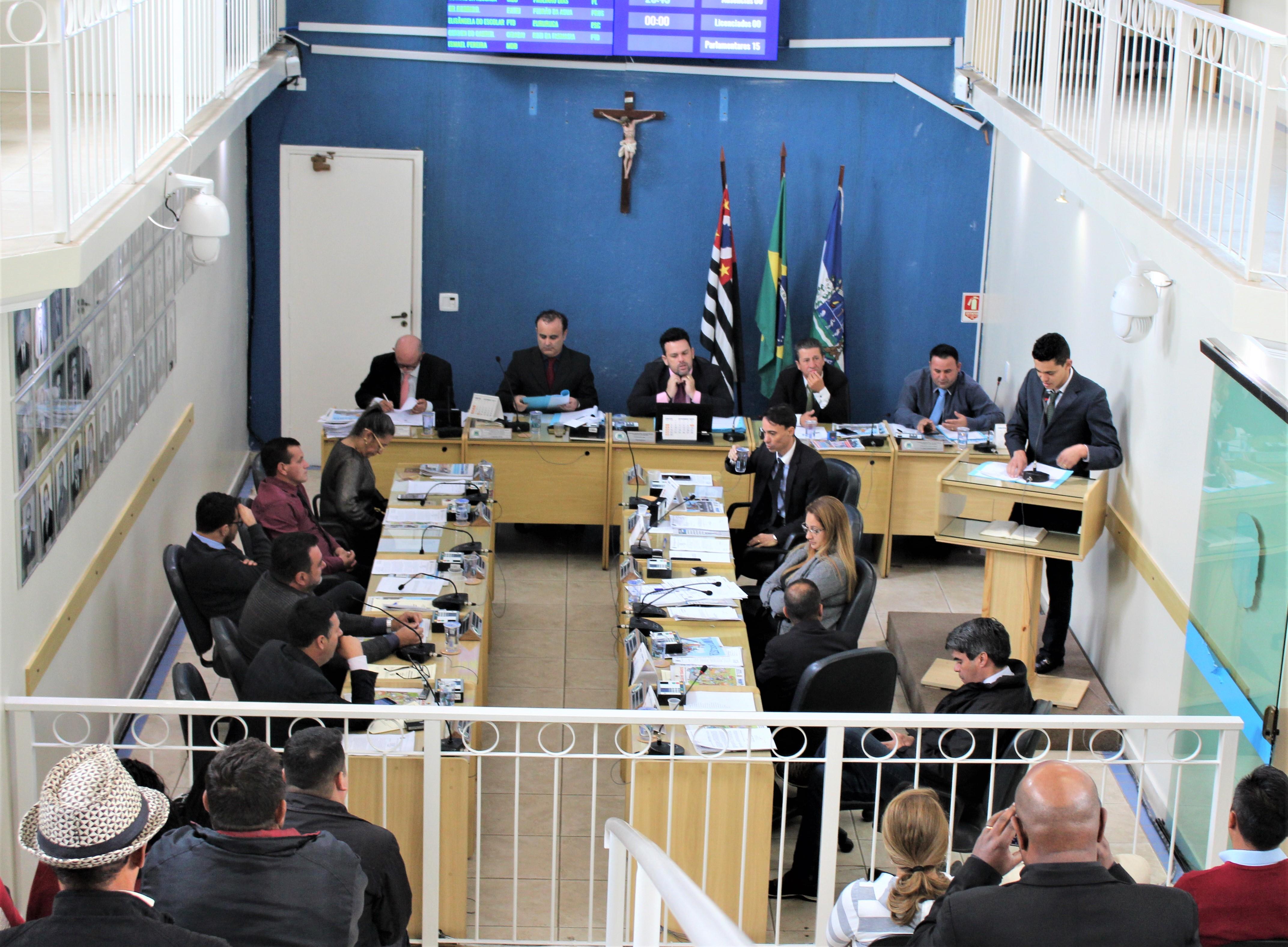 Sessão tem regularização de ruas, nomeações e homenagens de patrimônios públicos