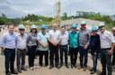 Vereadores cobram governador por melhorias para Ibiúna, como recape da estrada do Verava